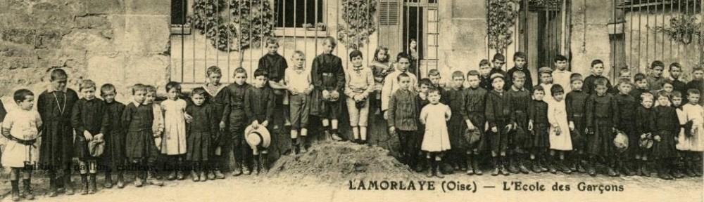 ALMA – Association Lamorlaye Mémoire & Accueil