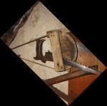 dans le musée Saint Fiacre