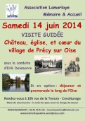 affichePrecy-ALMA-14juin2014-VF