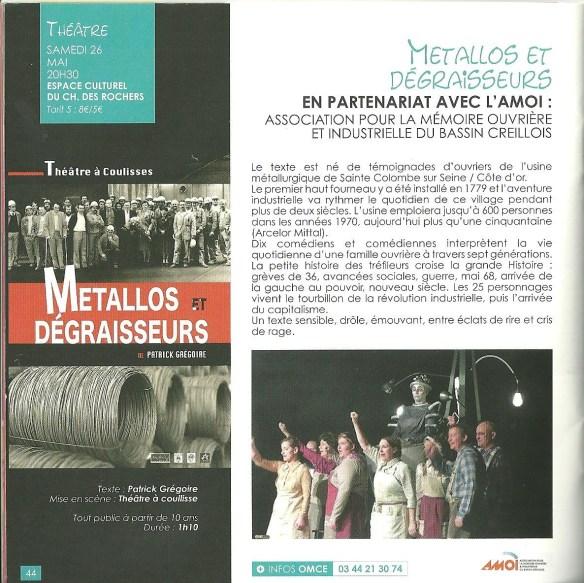 METALLOS ET DEGRAISSEURS 001