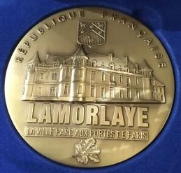 La médaille de la ville