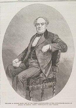 A. Dudley MANN (1801-1889)